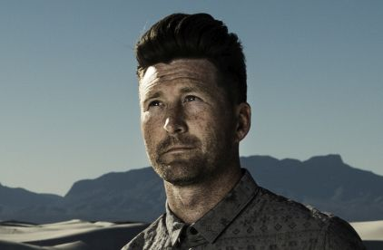 Stephen Christian:  From fronting Anberlin to becoming a worship leader