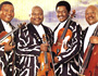 Soweto String Quartet: A unique fusion of classical, African & gospel elements