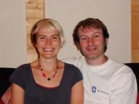 Rachel and Trevor Michael