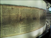 Dead Sea Scroll of Isaiah
