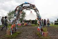 Welcome To Paradise (Andy Stonehouse / Greenbelt Festival)