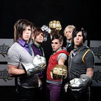 Family Force 5: Atlanta's crunk rockers still pressing the Cray Button