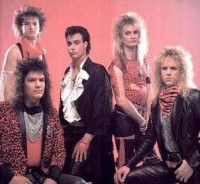 Malachia: The '80s glam metal band who made an album worth $200