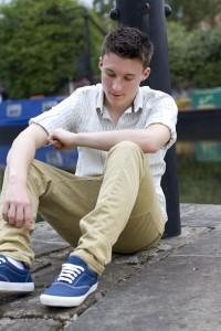 Jacob Lloyd: Overcoming school bullying leads to songwriting and radio play