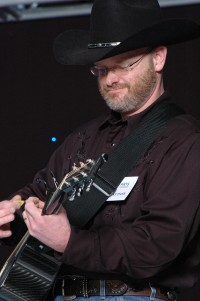 Doug Briney:  A country gospel singer and pastor of a cowboy church