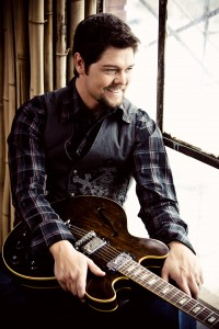 Jason Crabb: Top producers work with the Dove Award winning singer