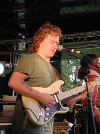 Marc B Chapman: The British independent rocker