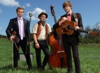 Abrams Brothers: The Canadian trio in a bluegrass and folk family tradition