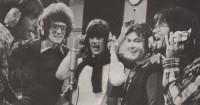 l-r Dave Pope, Stu Calver, Tony Rivers, John Perry, Cliff Richard 1978