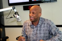 Donnie McClurkin: The gospel star releases his first album for five years, 'Duets'