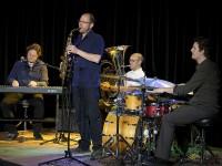 Kairos Ensemble: Jazzmen confronting the secular/sacred divide