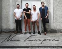 New Empire: The Australian rock band heading for international success