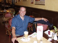 Steve Mitchinson: Worship leader from Winchester Vineyard