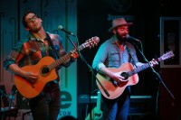 Nathan Dugger and Drew Holcomb