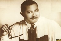 Rev Cleophus Robinson: A gospel music pioneer Tangled Up in Jesus