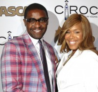 Teddy and Tina Campbell