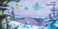 Rodney Matthews: CD/Christmas card for the artist and Jeff Scheetz
