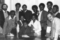 The Harmonisers c 1978
