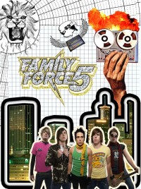 Family Force 5: Fusing punk, rap & funk
