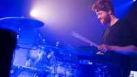 Drummer performance