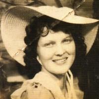 Fern Jones in the 1950s
