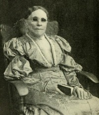 Fanny Crosby, 1906
