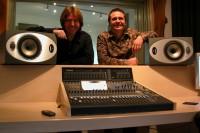 Graeme Duffin and Sandy Jones