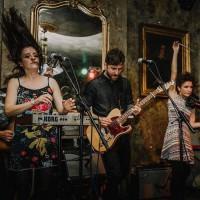 Flight Brigade: The critics' favourites, mixing hard riffs and delicate harmonies