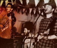 The Paul Mirfin Band: Yorkshiremen playing Americana with a blues rock vibe