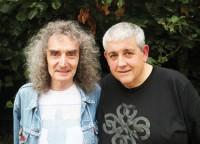 Simon Law and Keith Dixon