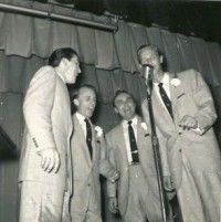 The Blackwood Brothers 1954