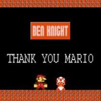 Nerdcore Mario