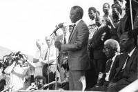 Mandela 1990, Mpopomeni