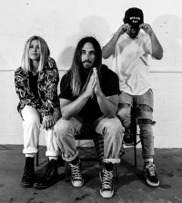 VERSES:  An Australian trio giving Scripture pop dance appeal