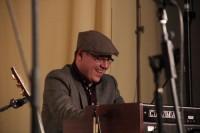 Mirek Hodun:  A multi-instrumentalist playing blues, wedding music and worship