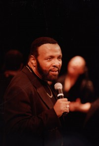 "Andrae Crouch: 64 Year Old Gospel Legend Cuts ""Smokin'"" Church Music"