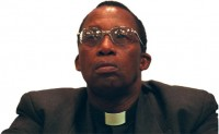 Catholic Bishop Pius Ncube