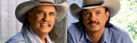 Bellamy Brothers:  The country duo are raising eyebrows with their new album