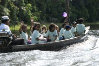 Amazon River Kids: An album bringing hope to underprivileged Brazilian families