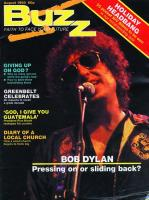 Buzz Magazine, July/August 1983