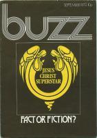 Buzz Magazine, September/October 1972