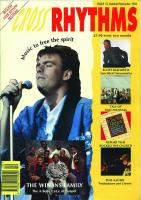 Cross Rhythms Magazine, September/October 1992