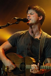 Seth Lakeman (photo by Stefan Metzler/Greenbelt 2008)