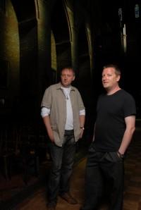 Mark with Stuart Townend
