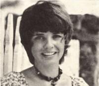 Karen circa 1970