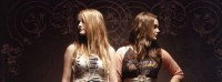 Cadia: Female pop rock duo with a message for young teens