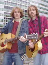 Rob Halligan and Bob Halligan