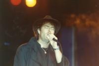 Garth Hewitt: The veteran troubadour has harmonica-stand, will travel