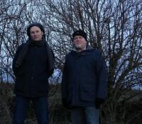 Dave Bainbridge and David Fitzgerald