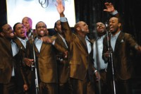 Youthful Praise featuring J J Hairston: A worship choir with a thrilling gospel sound